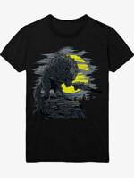 Tričko Dark Souls - Great Grey Wolf (velikost L)