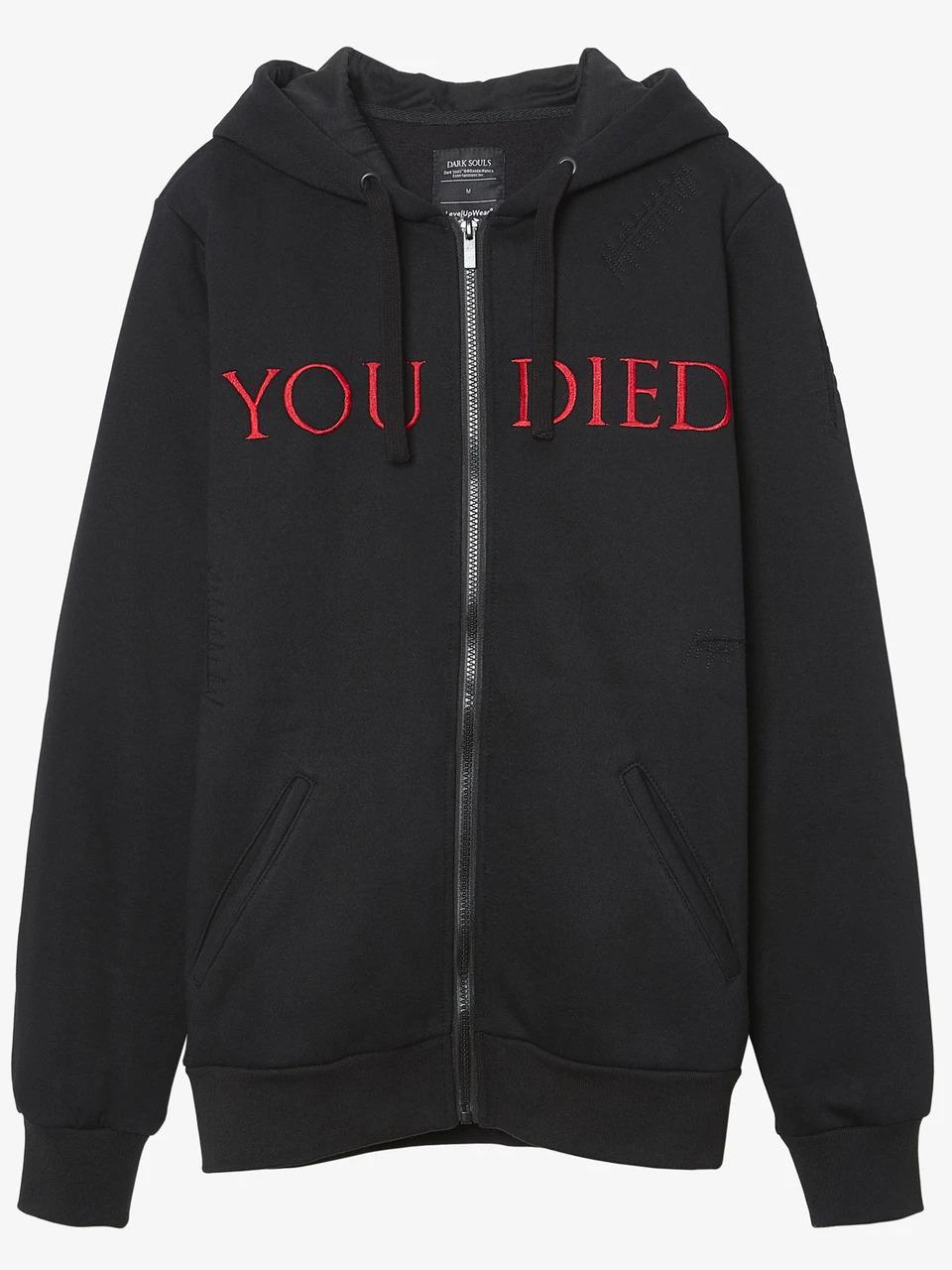 Mikina Dark Souls - You Died (velikost XL) (PC)