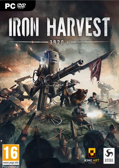 Iron Harvest - Day One Edition (PC)