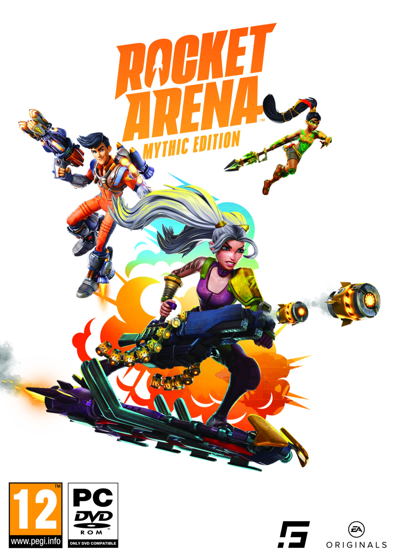 Rocket Arena - Mythic Edition (PC)