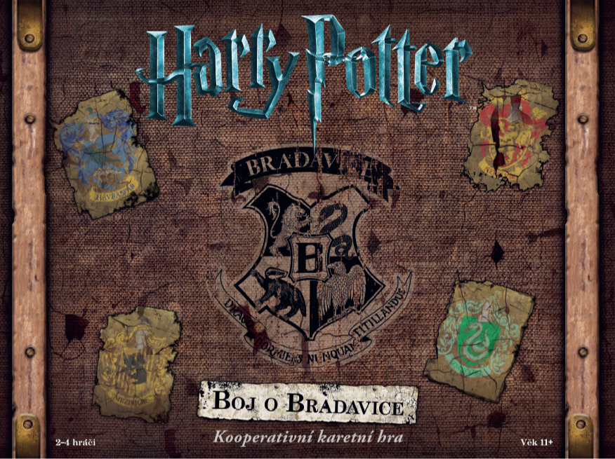 Karetní hra Harry Potter: Boj o Bradavice