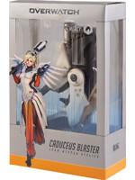 Replika zbraně Overwatch - Caduceus Blaster (pěnová)