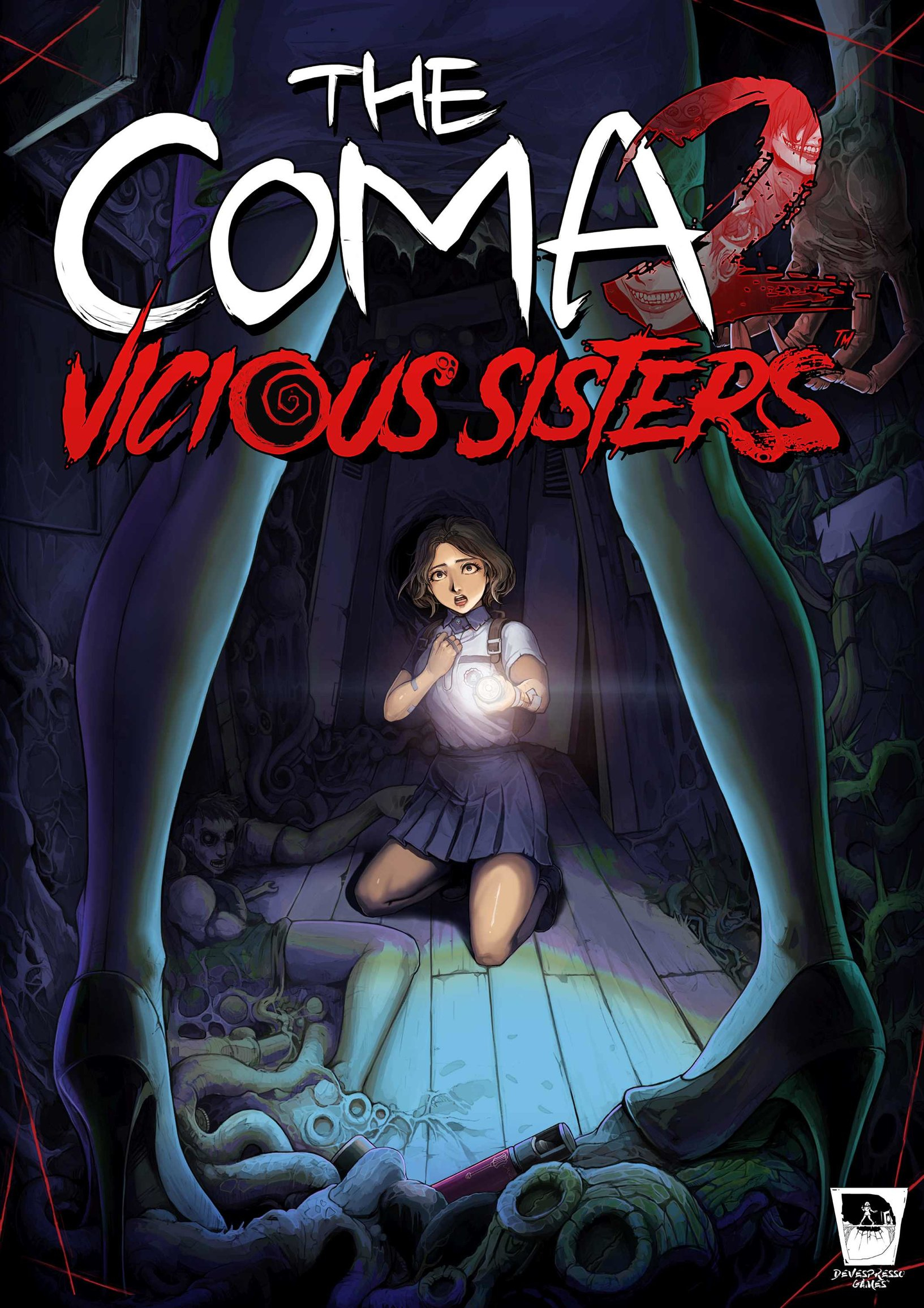 The Coma 2: Vicious Sisters (PC) Klíč Steam (DIGITAL)
