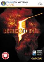 Resident Evil 5 CZ/ENG (PC)