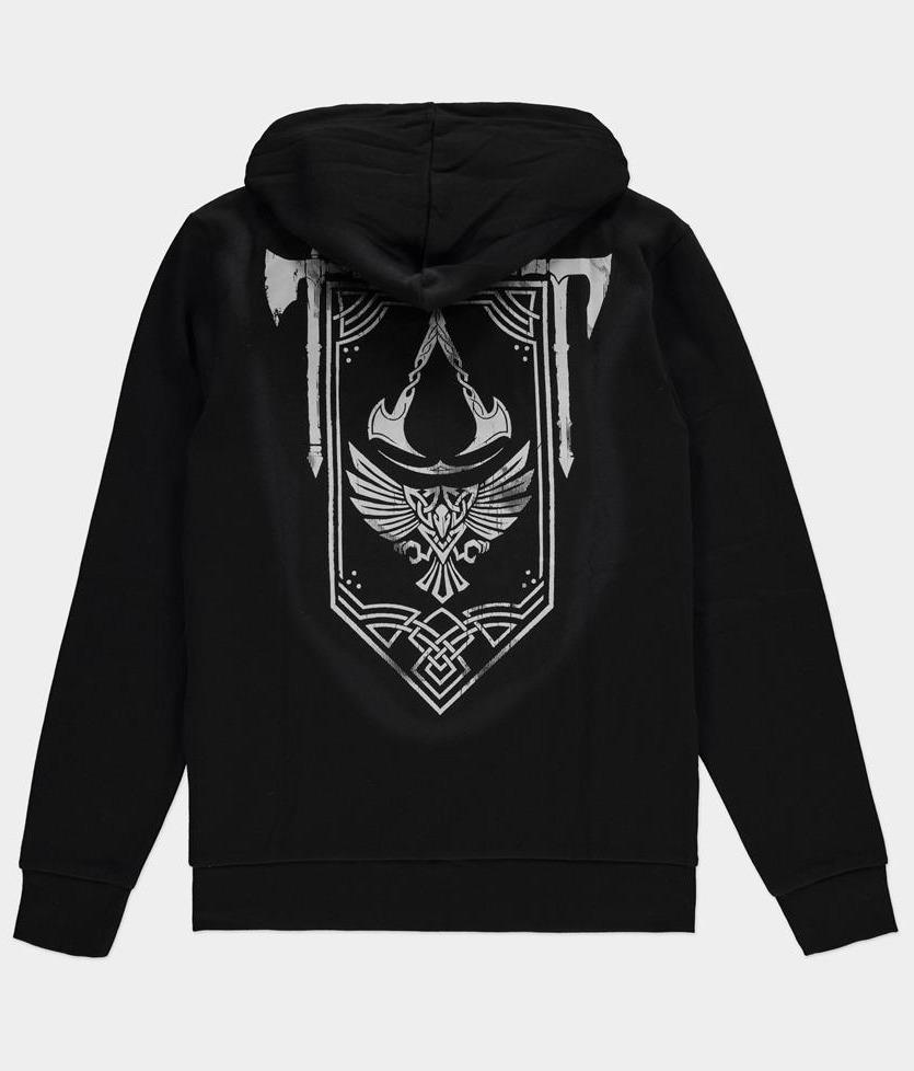 Mikina Assassins Creed: Valhalla - Crest Banner (velikost XXL)