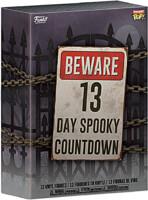 Kalendář s figurkami Halloween (Funko Pocket POP!)