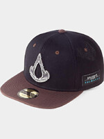 Kšiltovka Assassins Creed: Valhalla - Metal Badge Snapback
