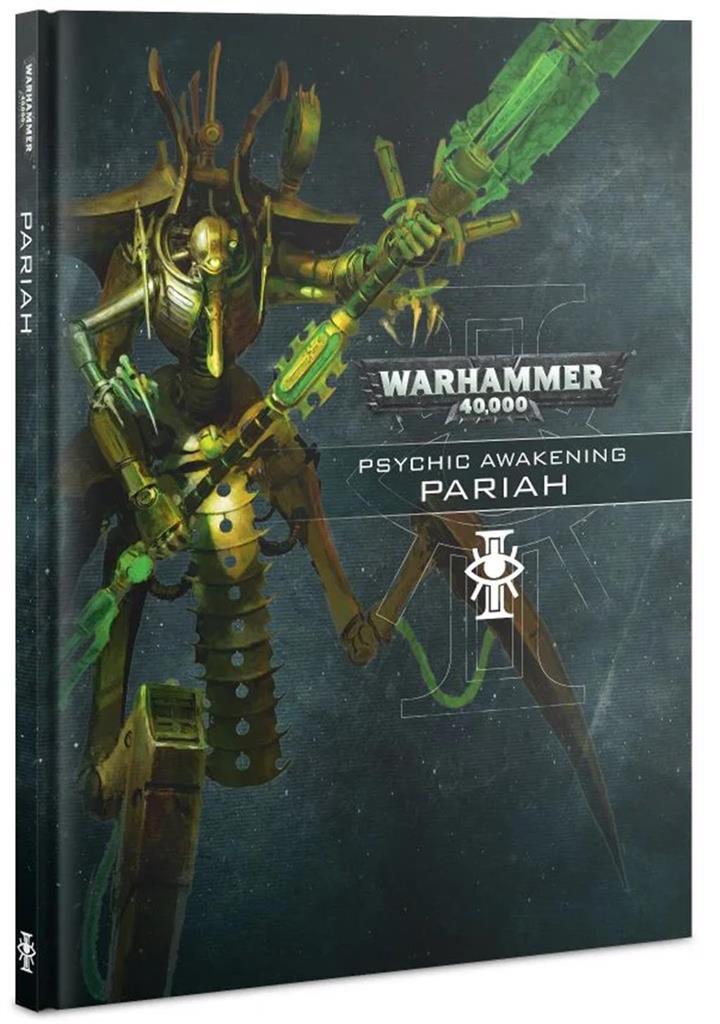 Kniha Warhammer 40,000 - Psychic Awakening: Pariah (PC)