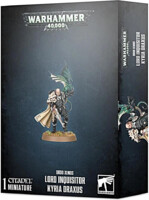 W40k: Ordo Xenos - Lord Inquisitor Kyria Draxus (1 figurka)