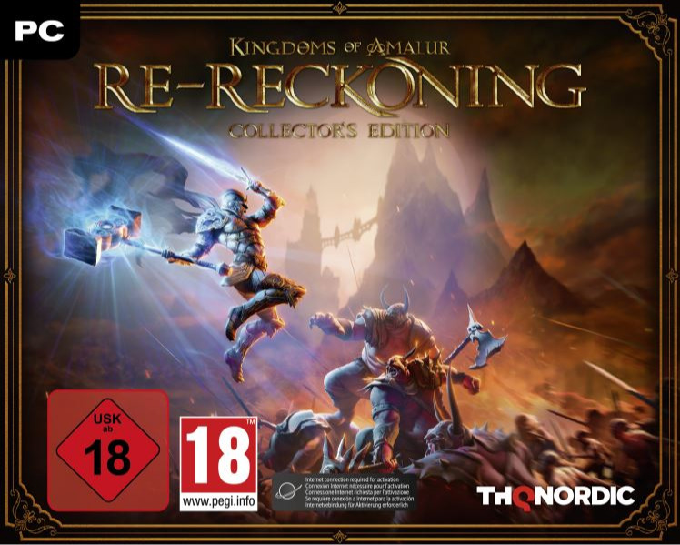 Kingdoms of Amalur: Re-Reckoning - Collectors Edition (PC)