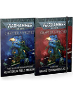 Knihy Warhammer 40,000 - Grand Tournament 2020 a Munitorum Field Manual