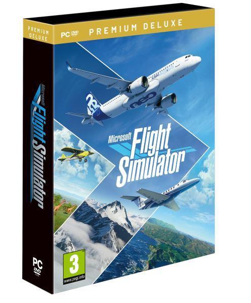 Microsoft Flight Simulator - Premium Deluxe (PC)