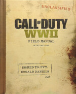 Kniha Call of Duty: WWII - Field Manual