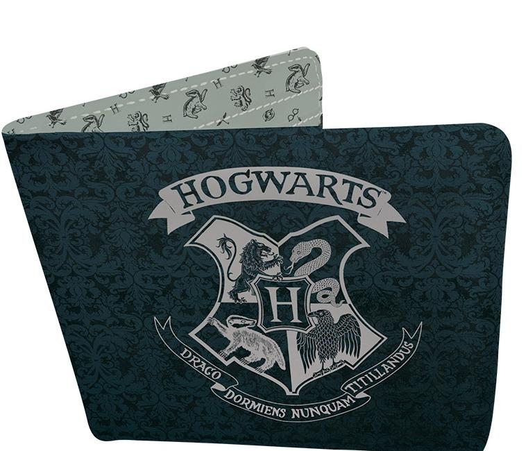 Peněženka Harry Potter - Hogwarts Vinyl (PC)