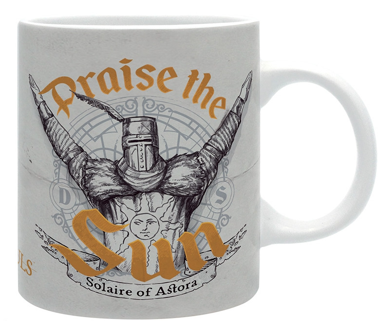 Hrnek Dark Souls - Praise the Sun (PC)