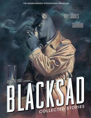 Komiks BLACKSAD: The Collected Stories (PC)