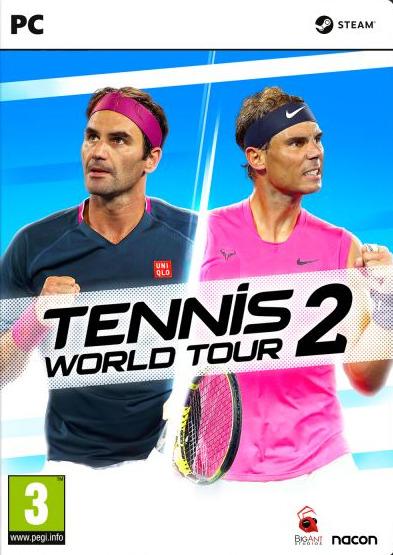 Tennis World Tour 2 (PC)