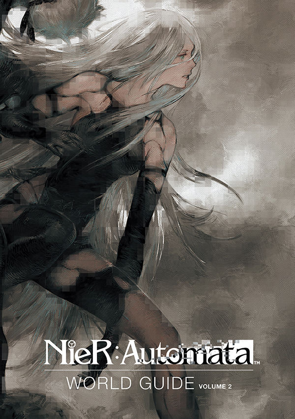 Kniha NieR: Automata World Guide Volume 2