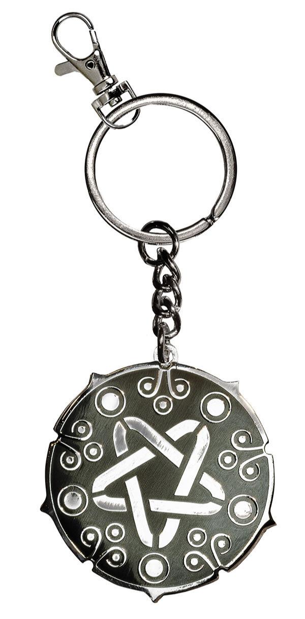 Klíčenka Zaklínač - Yennefer Medallion (PC)