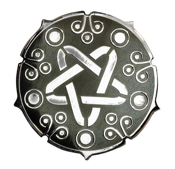 Odznak Zaklínač - Yennefer Medallion (PC)