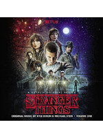 Oficiální soundtrack Stranger Things na LP