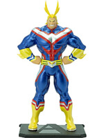 Figurka My Hero Academia - All Might (Super Figure Collection 3 Metal Foil)