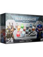 W40k: Paint + Tool Set