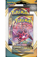 Karetní hra Pokémon TCG: Sword and Shield Darkness Ablaze (10 karet) + 10 karet zdarma
