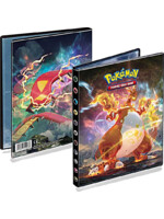 Karetní hra Pokémon TCG: Sword and Shield Darkness Ablaze - A5 Album (80 karet)