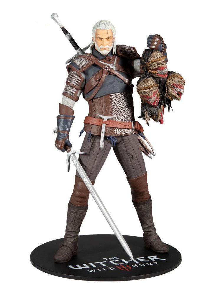 Figurka Zaklínač - Geralt Action Figure 30 cm (McFarlane) (PC)