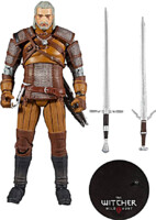 Figurka Zaklínač - Geralt Action Figure 18 cm (McFarlane, Gold Label Collection)