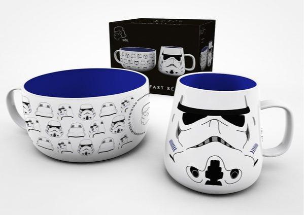 Snídaňový set Star Wars - Original Stormtrooper Helmet (PC)