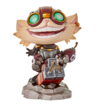 Figurka League of Legends - Ziggs (9 cm) (PC)