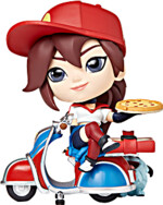 Figurka League of Legends - Pizza Delivery Sivir