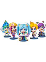 Figurky League of Legends - Arcade Team Set