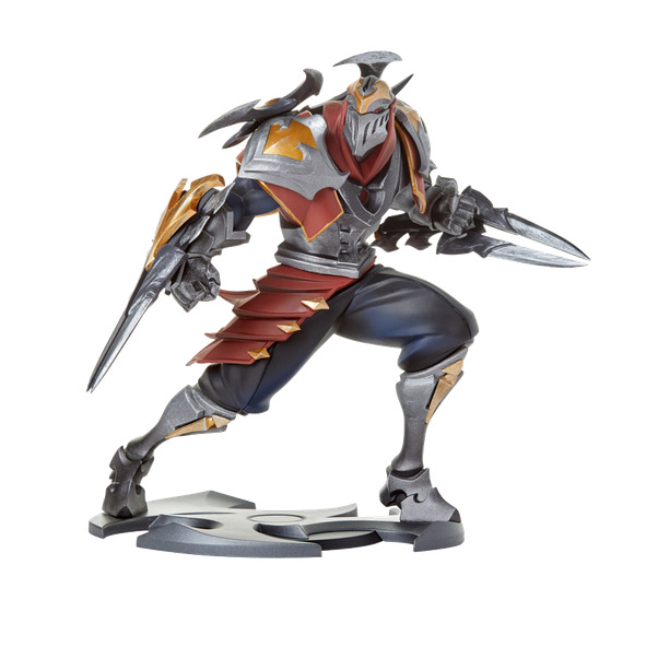 Figurka League of Legends - Zed Unlocked (23 cm) (PC)