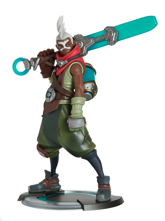 Figurka League of Legends - Ekko Unlocked (26 cm) (PC)