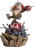 Figurka League of Legends - Ziggs (34 cm)