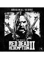 Oficiální soundtrack Red Dead Redemption 2 na LP