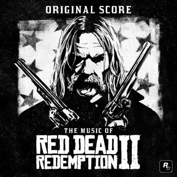 Oficiální soundtrack Red Dead Redemption 2 na LP