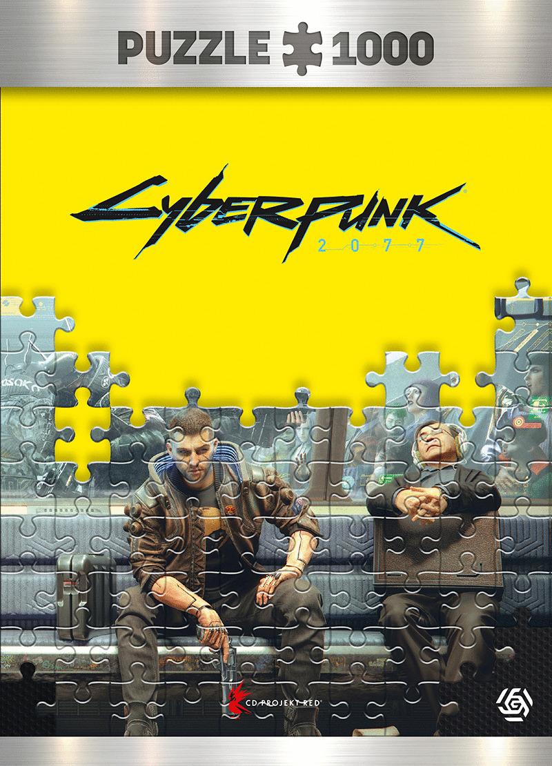 Puzzle Cyberpunk 2077 - Metro (Good Loot) (PC)