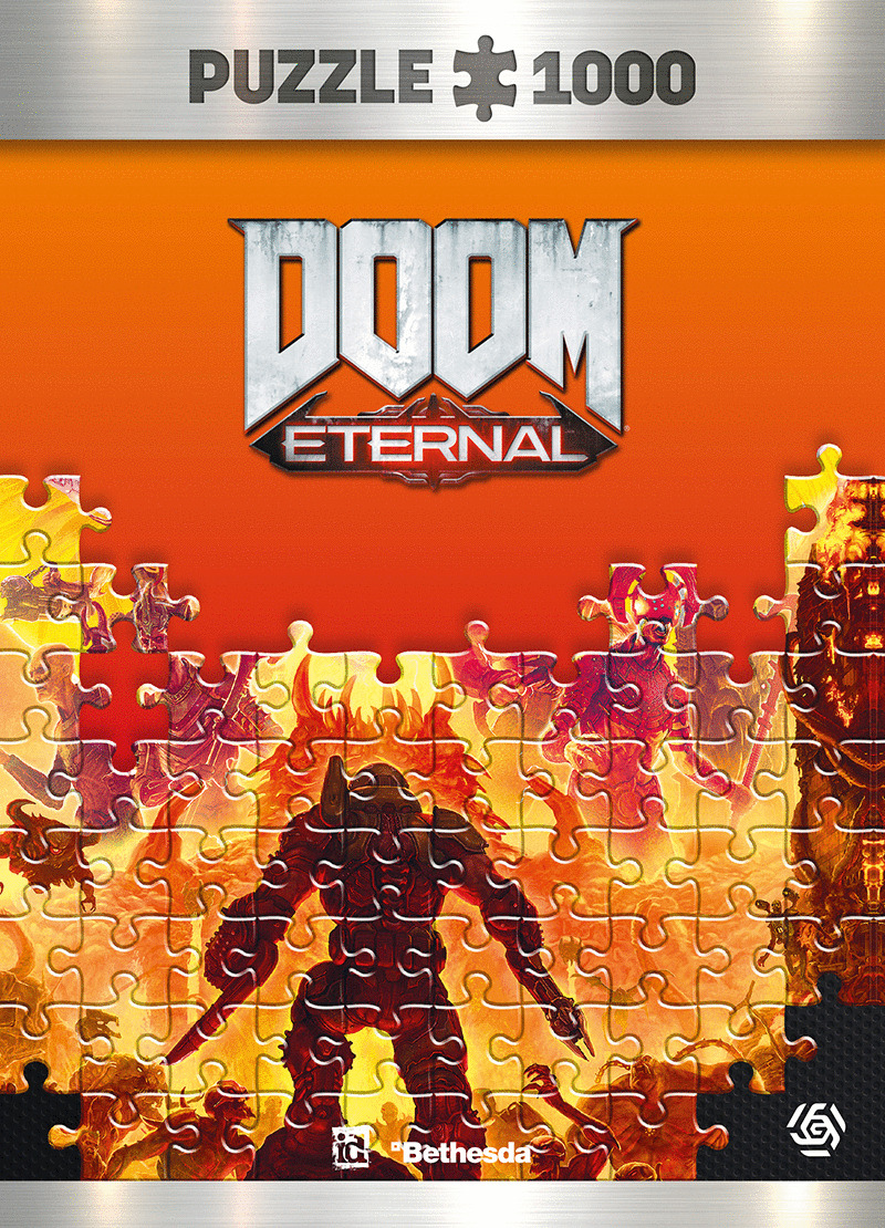 Puzzle DOOM: Eternal - Mykir (Good Loot) (PC)