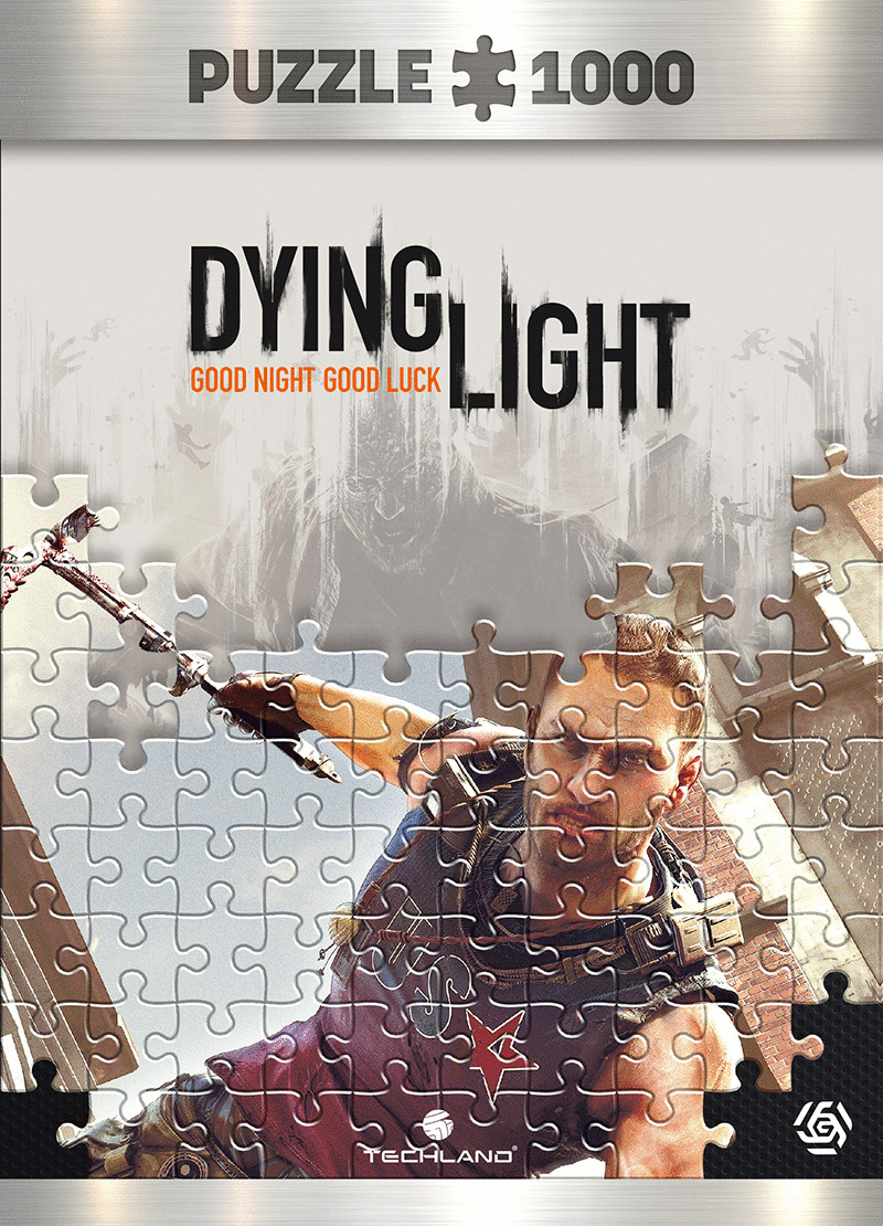 Puzzle Dying Light - Cranes Fight (Good Loot) (PC)