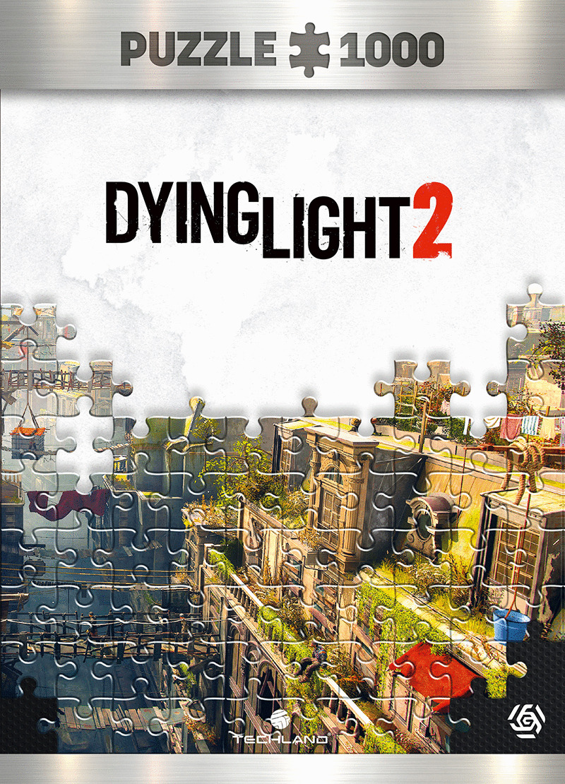 Puzzle Dying Light 2 - City (Good Loot) (PC)