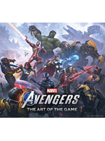 Kniha Marvel's Avengers: The Art of the Game