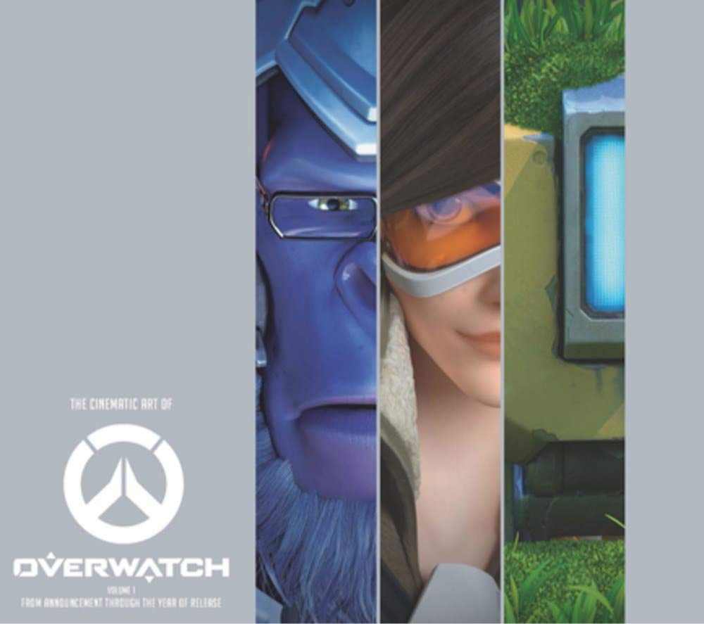 Kniha The Cinematic Art of Overwatch: Volume 1 (PC)
