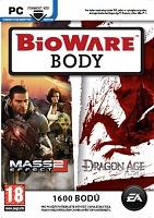Bioware 1600 Points Pack - předplacená karta (PC)