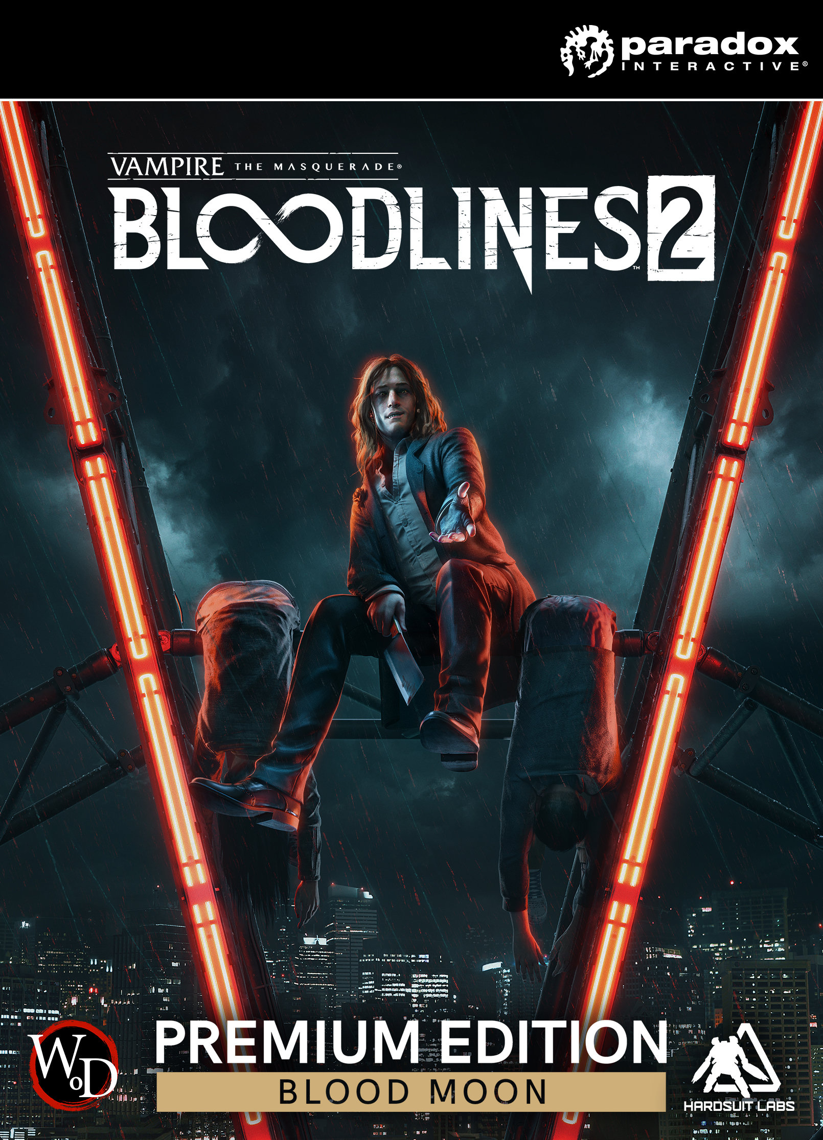 Vampire: The Masquerade - Bloodlines 2 Blood Moon Edition (PC DIGITAL) (PC)