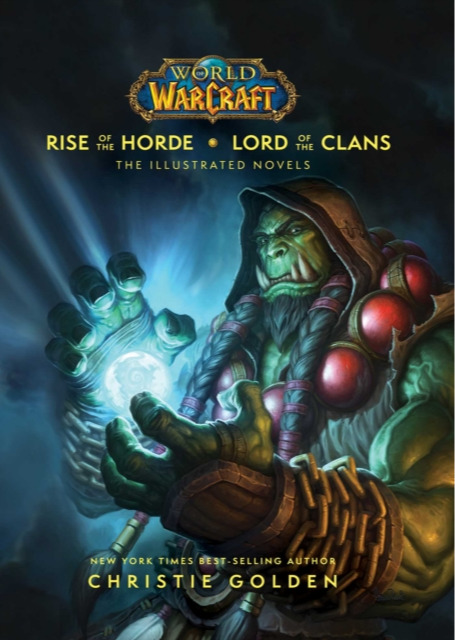 Kniha World of Warcraft Rise of The Horde and Lord of the Clans (PC)