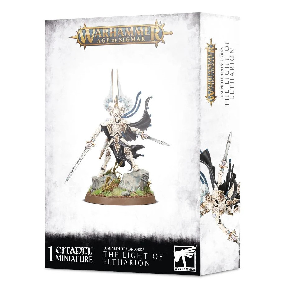W-AOS: Lumineth Realm Lords The Light of Eltharion (1 figurka) (PC)